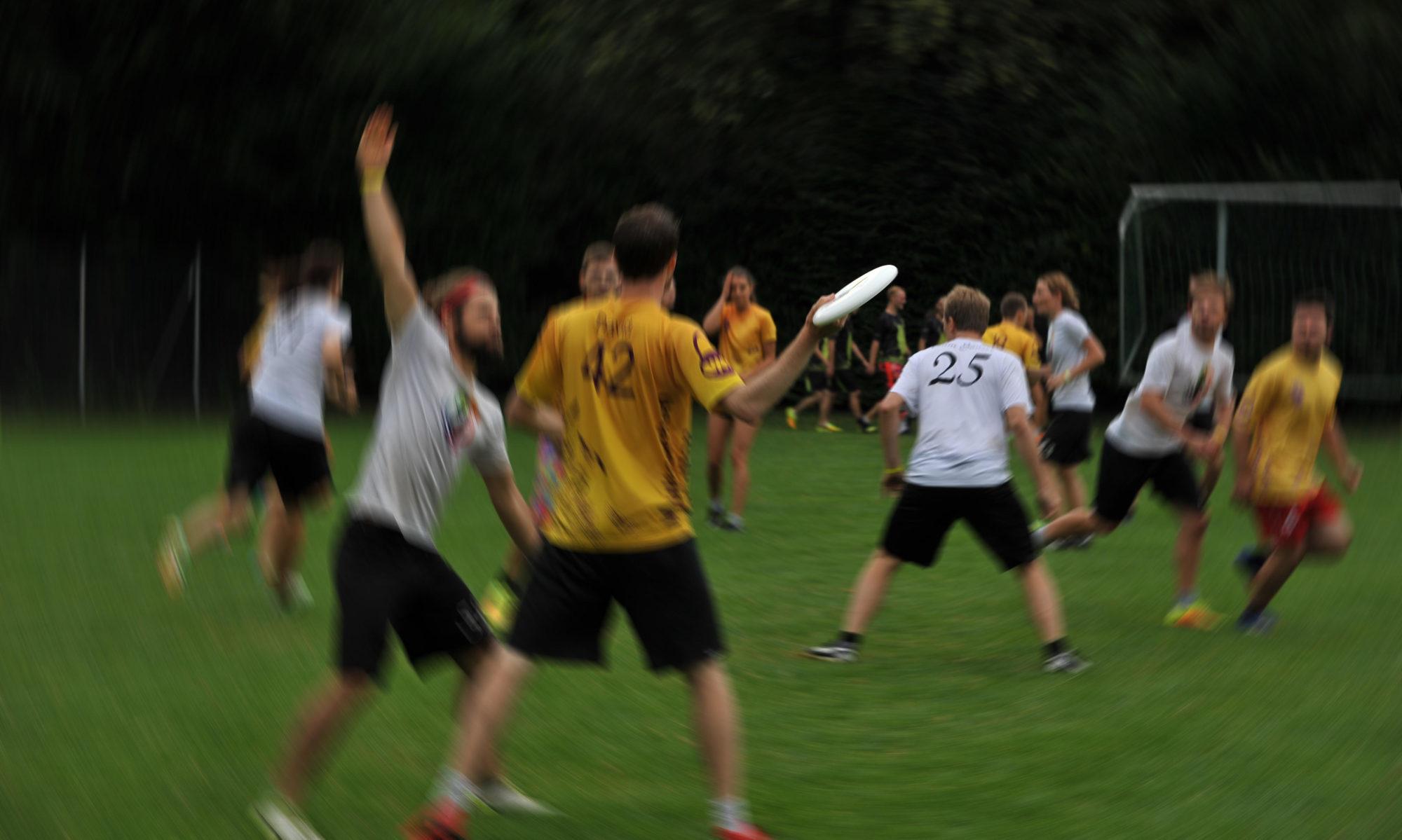Ultimate Frisbee Tübingen